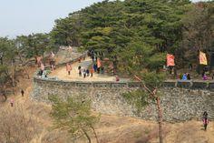 HIKE - Namhansanseong Fortress wall