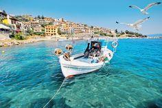 Grécke Chalkidiki: V turistike zažívajú veľký návrat ako alternatíva Turecka - zena.sme.sk