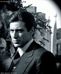 Al Pacino.......been in love with him since I was twelve!