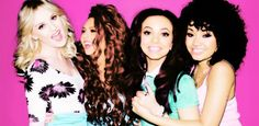 little mix  jade thirwall perrie edwards leigh-anne pinnock jessy nelson