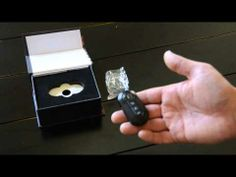 Hidden Covert Night Vision Keychain Fob DVR Spy Camera Video