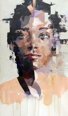 dariomoschetta:  Acrylic on canvas 40x68cm