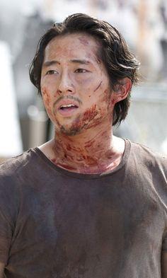 Wait — Did Steven Yeun Just Confirm That Glenn Won't Die on The Walking Dead?