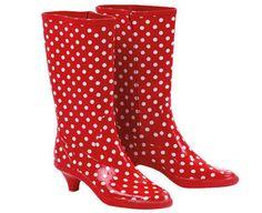 Rain Boot Heels - funny