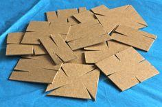 Juego de niños de cartón - Kartox