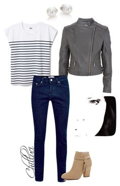 """""""Autumn 2015"""" by chilluci on Polyvore featuring MICHAEL Michael Kors, River Island, Mikimoto and Maybelline"""