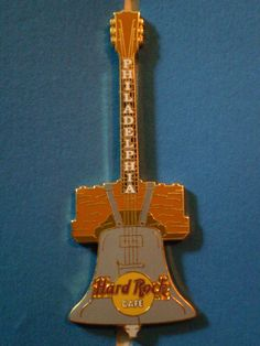 Philadelphia PA  - Hard Rock Cafe pin