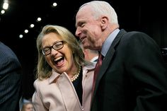 John McCain, Undecided 2016 Voter An exclusive interview on Fox News, Tea Party nihilism, and Hillary Clinton vs. Rand Paul in 2016