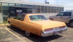 1976 Chrysler Newport Custom