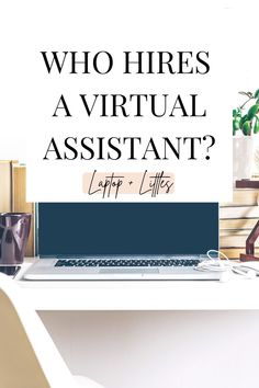 Are you wondering who should hire a virtual assistant? Check out this blog post to learn who is the best fit for outsourcing work to a virtual assistant. | Virtual Assistant Tips | Work From Home Tips | Small Business Tips | Learn more with Laptop + Littles - Virtual Assistant Coaches Business Coaching, Business Tips, Online Business, Virtual Assistant Services, Work From Home Tips, Time Management Tips, Coaches, Laptop, How To Plan