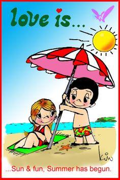 love is... Summer