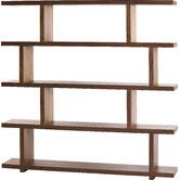 """Found it at AllModern - Raney 63"""" Accent Shelves Bookcase"""
