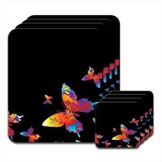Rainbow Splash colour Butterflies Set of 4 Placemat & Coa... https://www.amazon.co.uk/dp/B00A6HQEWK/ref=cm_sw_r_pi_dp_x_qx0Kzb6PA0DAJ