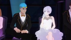 rwby dance weiss - Google Search