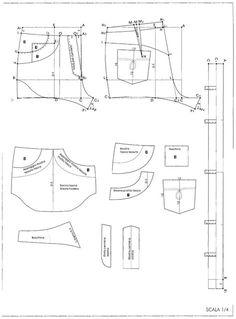 92e32372ce A(z) 5.női nadrág-szabásminták nevű tábla 168 legjobb képe | DIY ...