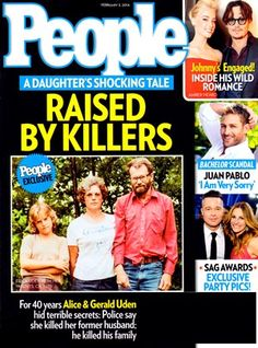 People Magazine | 2/3/2014 Cover
