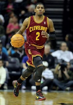 From breaking ankles to shooting three pointers, Kyrie Irving, point guard of the Cleveland Cavaliers, can do it all. He will be aiming for a championship this season with the new additions to his team!
