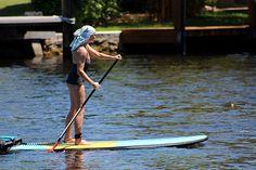 La foto de paddle surf de E&S Photog