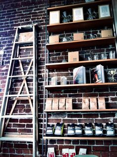 The aptly named Revolver Coffee cycles through a steady rotation of top-tier specialty roasters — some of which you won't find anywhere else in Canada — in its Gastown cafe. Bonus: the owners just opened a retail annex called Archive next door.   #etsy #cityguide #vancouver
