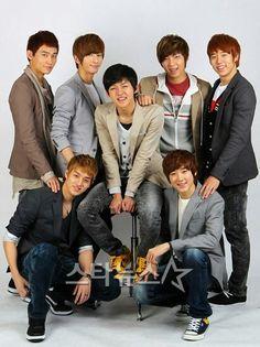 AJ,Kiseop,Dongho,Soohyun Hoonmin,Eli♡,Kevin♡