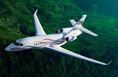 The Falcon flies faster, farther, and higher than any of Dassault's other Falcon models. Luxury Jets, Luxury Private Jets, Private Plane, Luxury Yachts, Quest Kodiak, Executive Jet, Bugatti Cars, Best Luxury Cars, Commercial Aircraft