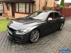 BMW F30 320d Auto M Sport Plus Pack  Media Package 2014 64 #bmw #sport #forsale #unitedkingdom