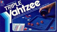 Triple Yahtzee | Board Game | BoardGameGeek