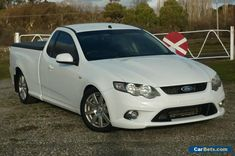 Car For Sale 2008 Fg Xr8 Falcon Ute With Images Cars For Sale