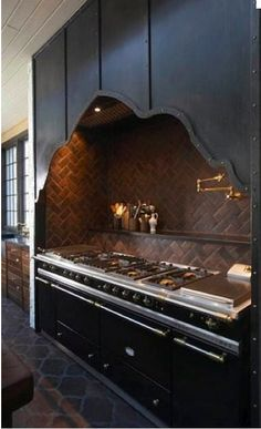 lacanche.... Yes please, maybe in a color, lover the metal surround.