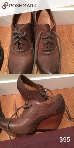 Kork-ease Estella Ankle Bootie Excellent condition beautiful leather no scratches or marks. Exceptionally comfy  Kork-ease Shoes Ankle Boots & Booties