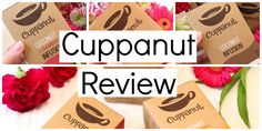 Cuppanut Tea Review