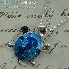 Sininen kilpikonna 25€