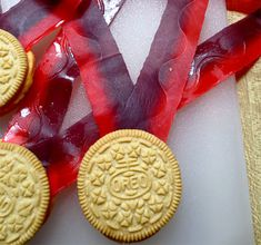 Oreo Medals