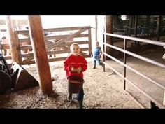 Great video made by little kids for little kids about where milk comes from and how it gets from cow to farmer to store