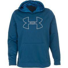 Under Armour® Men's Armour® Fleece Storm Big Logo Hoodie