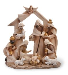 Nativity Group Figurine
