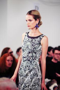 Oscar de la Renta Spring 2014 | Photo by Miguel Yatco | livinginthestills.com