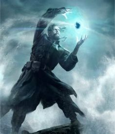 Interesting articles on magic systems in the fantasy genre.
