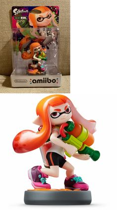 Access Control Cards Inkling Boy Whole Set Access Control 16pcs Amiibo Card Nfc Card For Splatoon 2 Inkling Girl