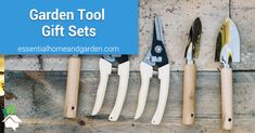 Now think about all those times a garden tools gift set would have been perfect! Well, at least you know for next time. Anyway, keep reading for our suggestions on which sets are best for that next gift. Whether they are young or old – there is something for everyone.