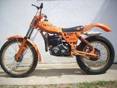 OSSA TRIAL 250  1981-83
