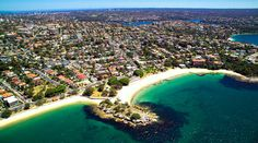 I've promised myself I would live here one day for years- and I will  Mosman, Sydney Australia