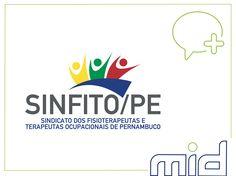 Marca criada para o Sindicato dos Fisioterapeutas e dos Terapeutas Ocupacionais de Pernambuco (SINFITO/PE)