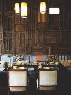 Beautiful design of Home Vietnamese Restaurant in Hanoi