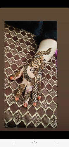 Khafif Mehndi Design, Floral Henna Designs, Simple Arabic Mehndi Designs, Mehndi Designs Book, Full Hand Mehndi Designs, Mehndi Designs 2018, Mehndi Designs For Girls, Mehndi Design Photos, Wedding Mehndi Designs