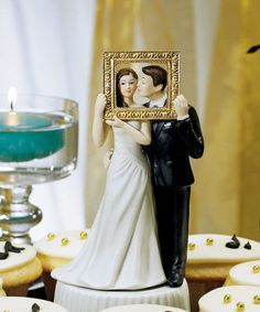 Stunning Batman and Catwoman Wedding Cake Topper The ojays