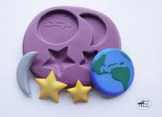 Image result for polymer clay stars