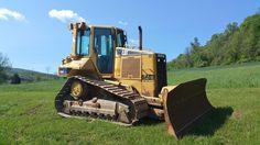 2004 Caterpillar D5N XL Bull Dozer Crawler Tractor Diesel Engine High Tracks Cat