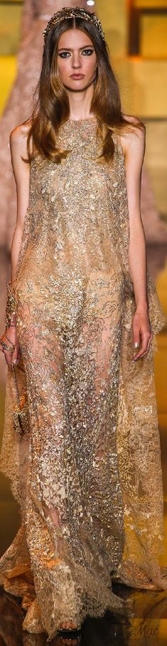 Fall 2015 Couture Elie Saab