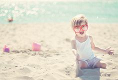 #kids #beach #summer #fun